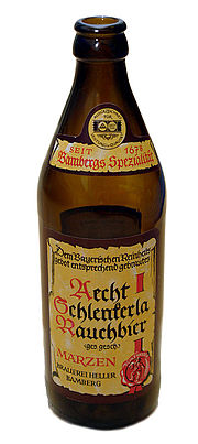 Bamberg smoked beer