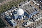 Aerial photograph of Sizewell B Nuclear Power Station 2014 (John Fielding).jpg