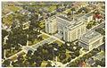 Aerial view, Jefferson County Court House, Birmingham, Ala. (7372461702).jpg