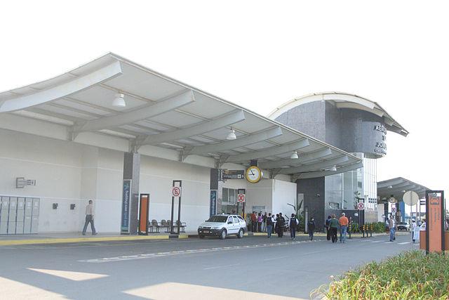 Lauro Carneiro de Loyola airport