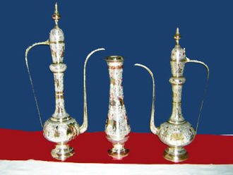 Moradabad - Aaftab- One of the Main Handicraft Item of Moradbad