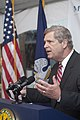 Agriculture Secretary Tom Vilsack speaks at the MMi Culinary Services in Kenner, LA on Wednesday, May 1, 2013 (Pic 3).jpg
