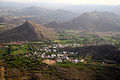 Agriculture farms in Aravalli Hills, Udaipur Rajasthan India 2015 d.jpg