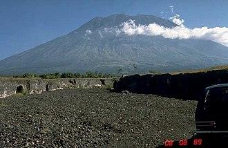 Karangasem Regency - Mount Agung