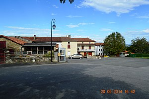 Ainharp - Ainharp Town Square