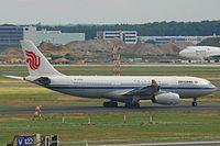 B-6090 - A332 - Air China