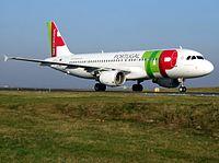 CS-TNH - A320 - TAP Portugal