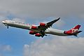 Airbus A340-600 of Virgin Atlantic at London Heathrow Airport (1).jpg