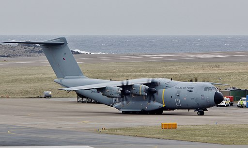 Airbus A400M ZM403 MG 9728