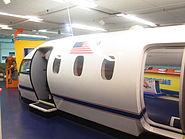 Airplane exhibit at San Antonio Children's Museum IMG 5354