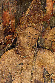 History of asian art wikipedia for Ajanta mural painting