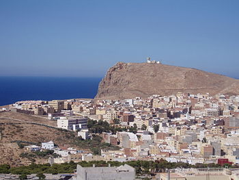Photo of Al Hoceima, Morocco taken August 2004.