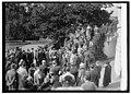 Al Jolson & gang at White (House, Washington, D.C.), (10-24) LCCN2016849647.jpg