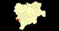 Albacete Bienservida Mapa municipal.png