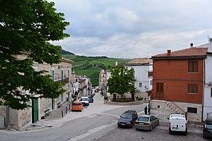 Alberona - Image: Alberona
