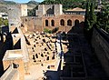 Alcazaba, Plaza de Las Armas. La Alhambra, Granada..JPG