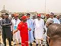Alex Ajipe, Akeredolu and Buhari.jpg