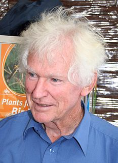 Alex George Western Australian botanist