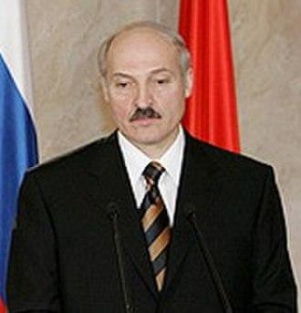 Politics of Belarus - Alexander Lukashenko
