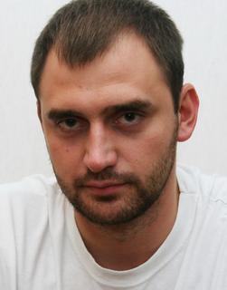 Alexander Otroschenkov Belarusian journalist and activist
