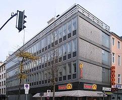 Casa Zatra, Düsseldorf (1951-1952)