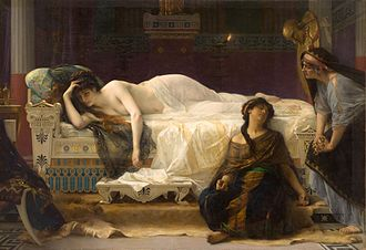 Hippolytus (play) - Phaedra agonizing over her love for Hippolytus. Phèdre by Alexandre Cabanel