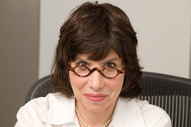 Photo of Alison Gopnik