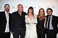 Alister Lockhart, Daryl Munton, Merrin Jensen, Katrina Mathers and Patrick Sarell 2012.jpg