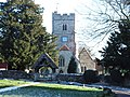 All Saint's Church, Boxley - geograph.org.uk - 1115072.jpg
