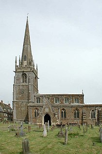 All Saints, Middleton Cheney, Northants - geograph.org.uk - 393126.jpg