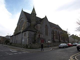 All Saints Church, Falmouth Church