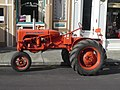 Allis-Chalmers Tractor at Poppa Joe's.JPG