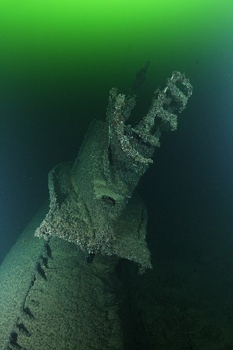 Maritime archaeology - Wreck of Russian submarine Akula was found in 2014 near Hiiumaa, Estonia.