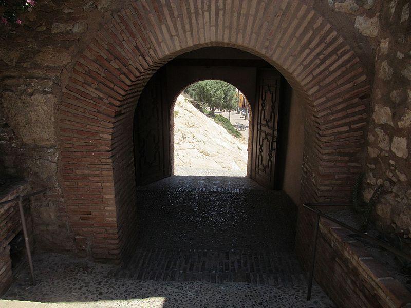 File:Almeria-La Alcazaba 14.jpg