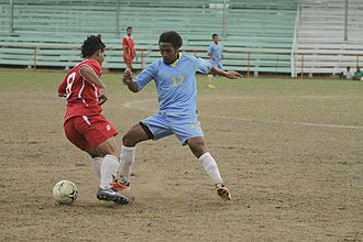 Tuvalu national football team - Top scorer Alopua Petoa (2011)