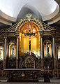 Altar of the Saint William the Hermit Cathedral.jpg