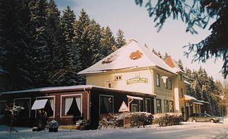 Altenau, Lower Saxony - Image: Altenau Station
