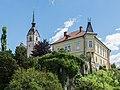 Althofen Schlossplatz 4 Pfarrhof 24062015 5291.jpg