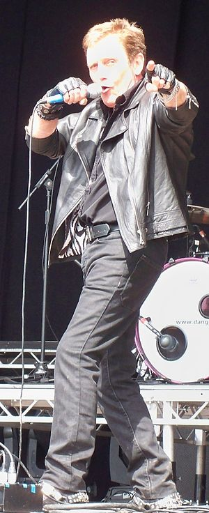 Alvin Stardust - Stardust at Guilfest 2012