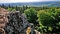 Am Bilstein bei Breungeshain und Busenborn - Aussicht vom Berg Bilstein.jpg