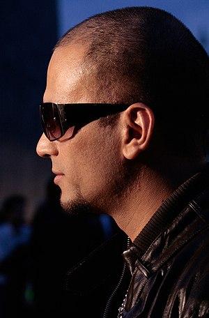Eric Papilaya - Image: Amadeus Austrian Music Award 2009, Eric Papilaya