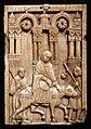 Amalfi, viaggio di maria e giuseppe verso betlemme, avorio, 1100-1120 ca.jpg