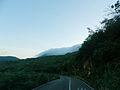 Amanece en la carretera Coro a Churuguara.JPG