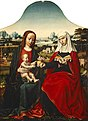 Ambrosius Benson - The Virgin and Child with Saint Anne.jpg