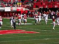 Ameer Abdullah running for a 53-yard touchdown (Nebraska vs Rutgers, 2014).jpg