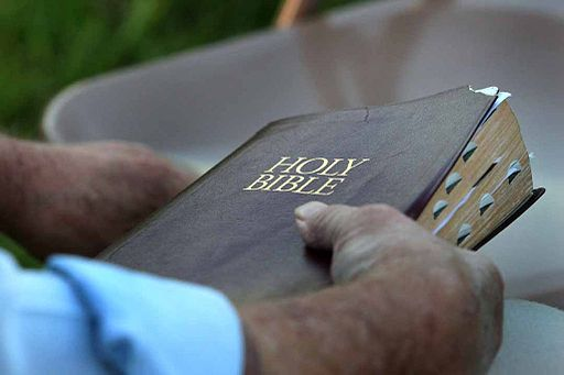 Americana Wedding The Preacher (138526524) 성경이 증거하는 다윗의 뿌리가 세우신 하나님의교회