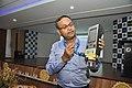 Amitava Akuli Demonstrates CDAC Handheld Electronics Nose - NCSM - Kolkata 2018-04-23 0291.JPG