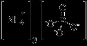 Ammonium phosphate - Image: Ammonium phosphate