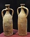 Ampolles d'època visigoda, Gaià (Pego), Museu de Prehistòria de València.JPG