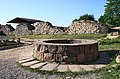 An old well in Viljandi castle's ruins - panoramio.jpg
